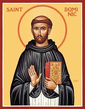 saint dominic de guzman irish dominicans
