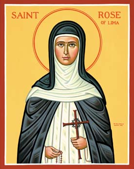 Saint Rose of Lima OP