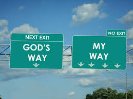 god way my way