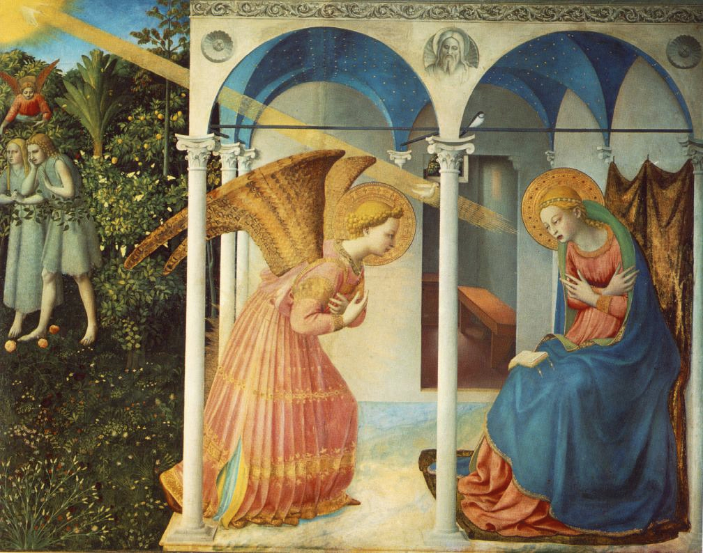 the annunciation how to be ourselves irish dominicans