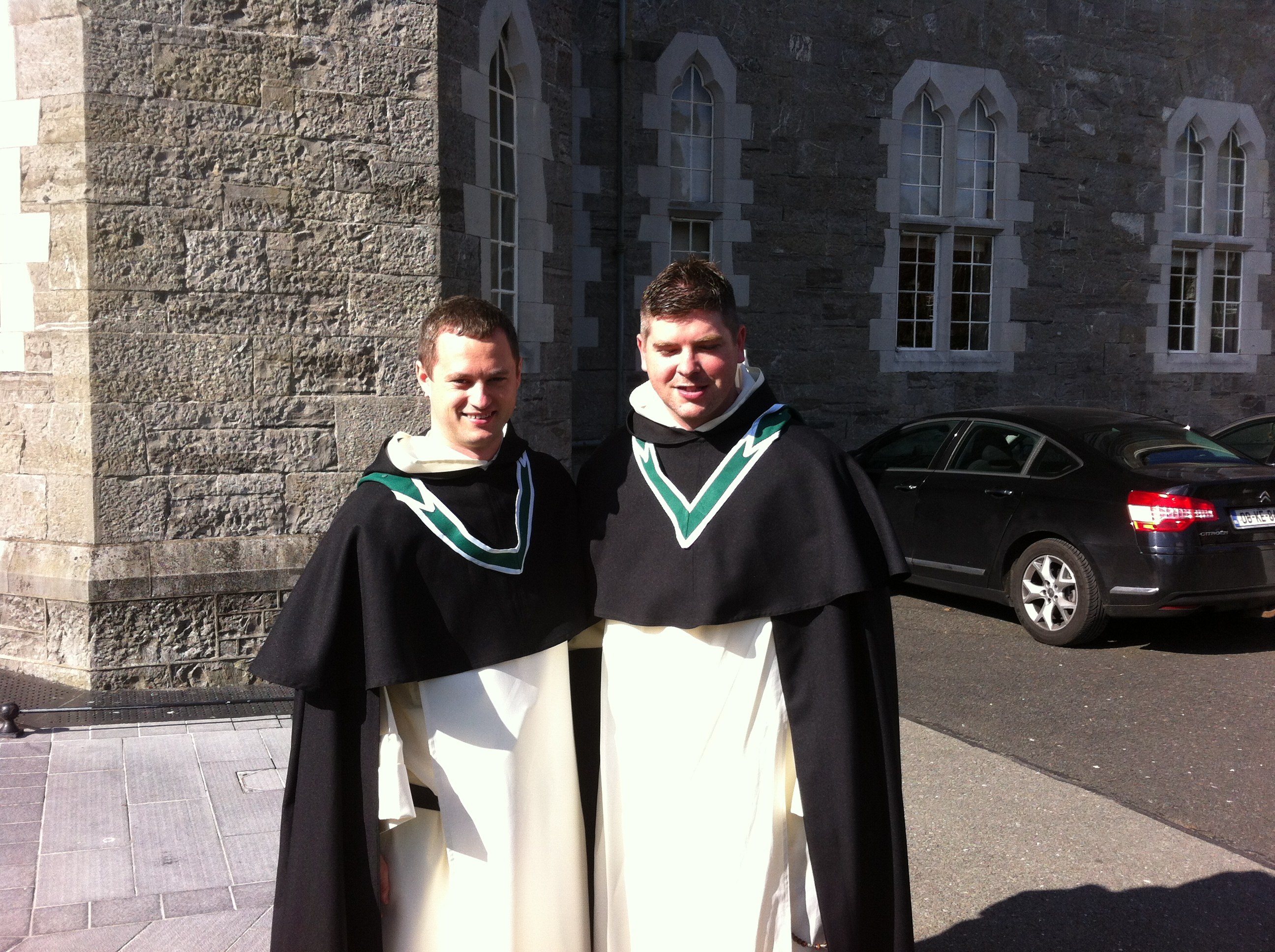 Two brothers conferred in Maynbooth
