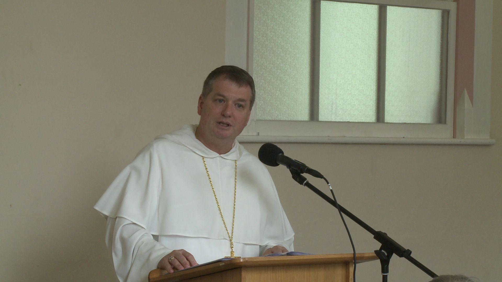 Bishop Anthony Fisher OP