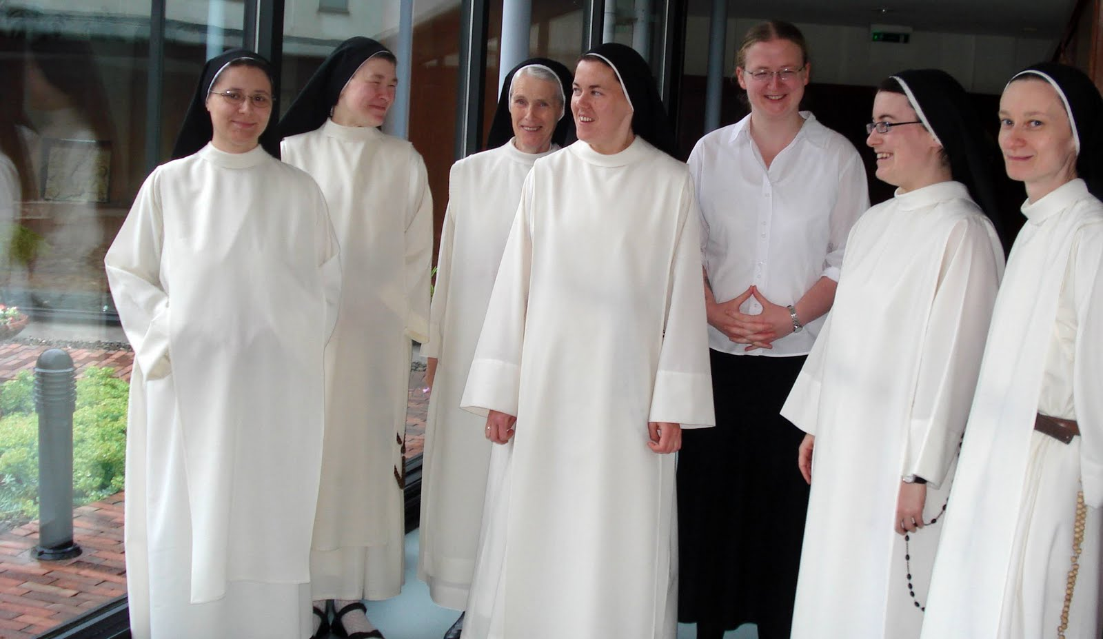 Dominican Nuns in Siena Convent